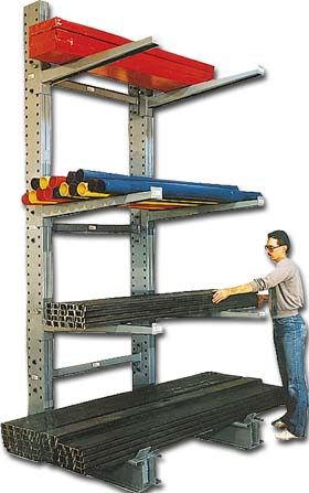 New and Used Cantilever Rack